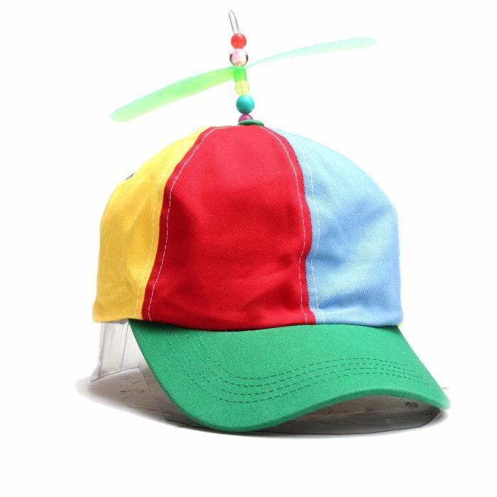 chapeau a helice