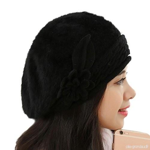 chapeau au crochet