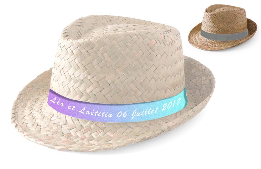 chapeau de paille autre nom