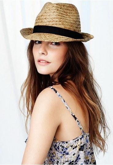 chapeau de paille ete