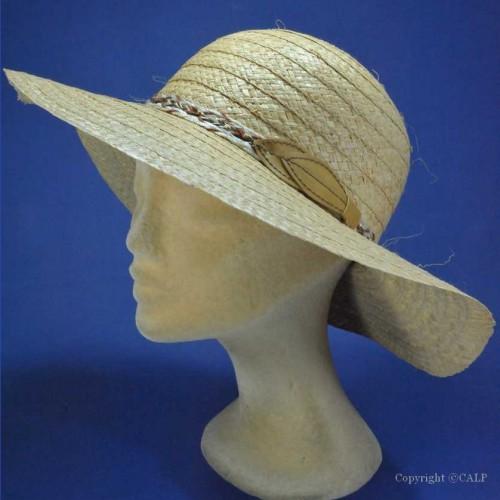 chapeau de paille femme plage