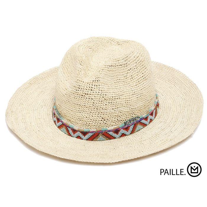 chapeau de paille hipanema