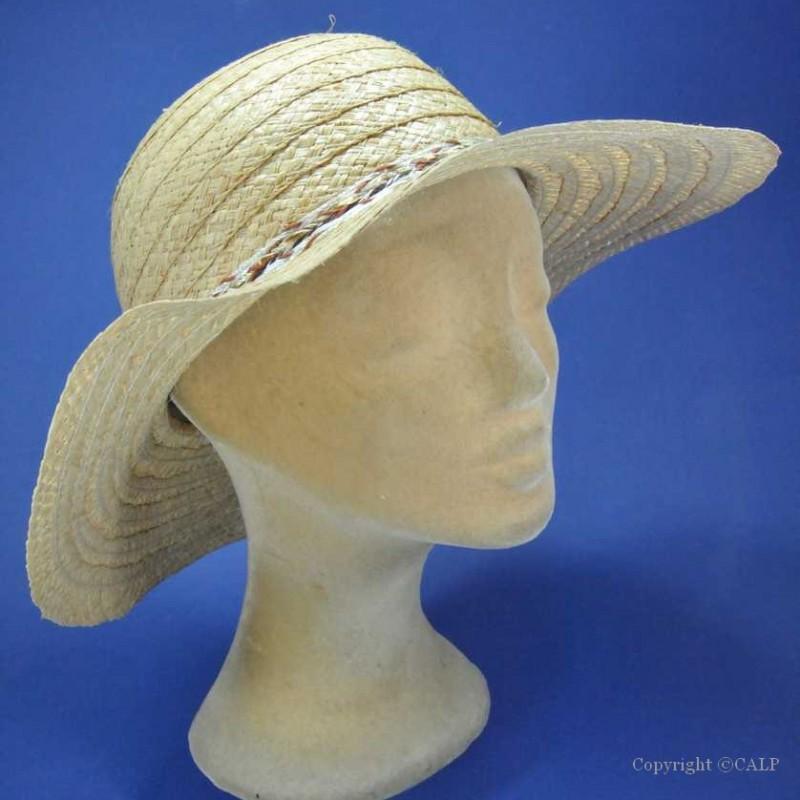 chapeau de paille ile maurice