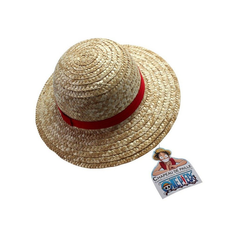 chapeau de paille luffy micromania