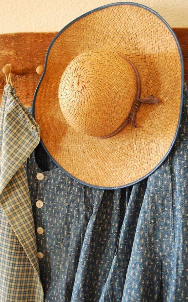 chapeau de paille oh les amoureux