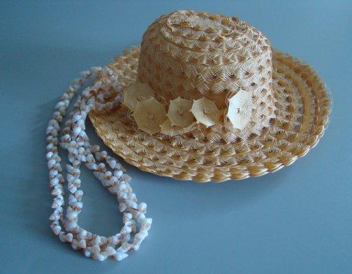 beaucoup de styles Site officiel remise chaude chapeau de paille tahitien - Le specialiste des chapeaux