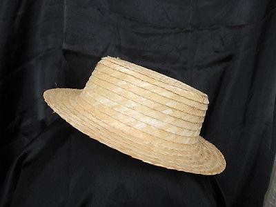 chapeau de paille taille 59