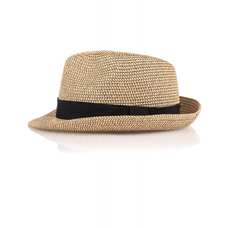 chapeau de paille tendance