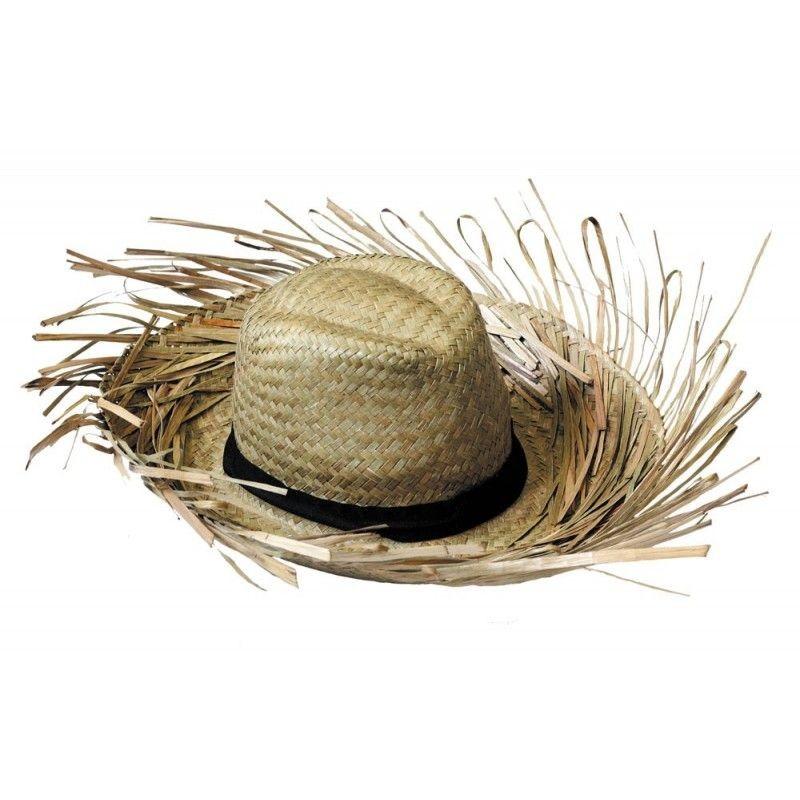 chapeau de paille vive les amoureux
