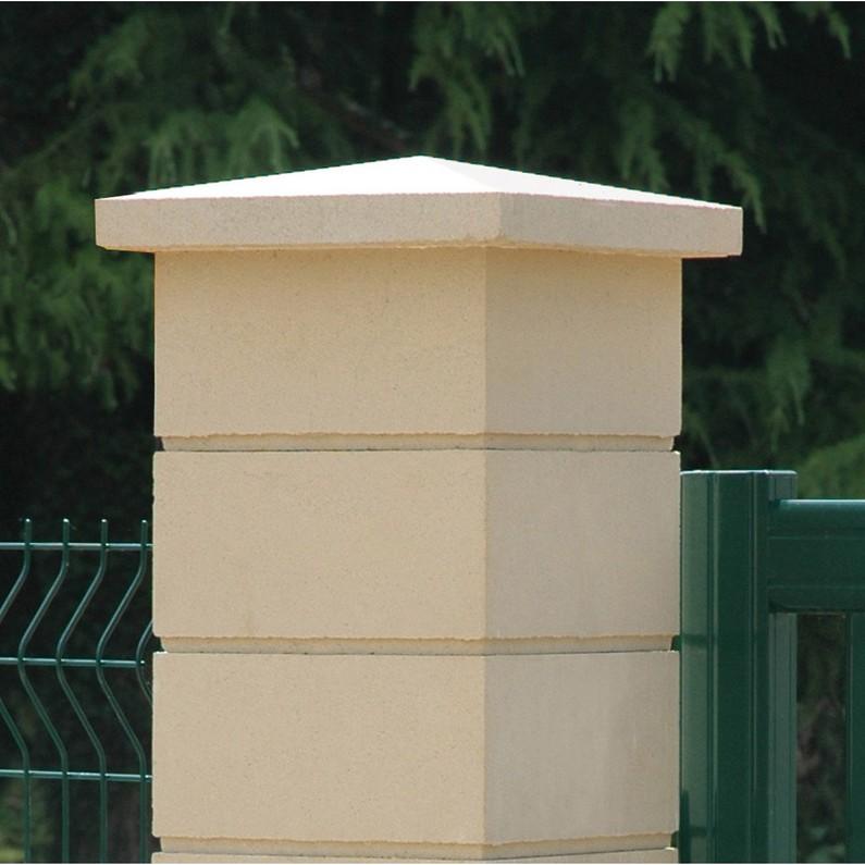 chapeau de pilier
