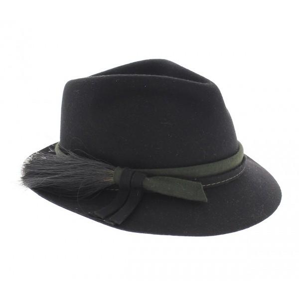 chapeau en feutre femme