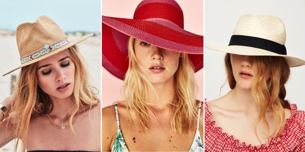 chapeau femme a la mode
