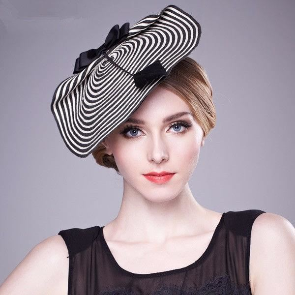 chapeau femme bibi