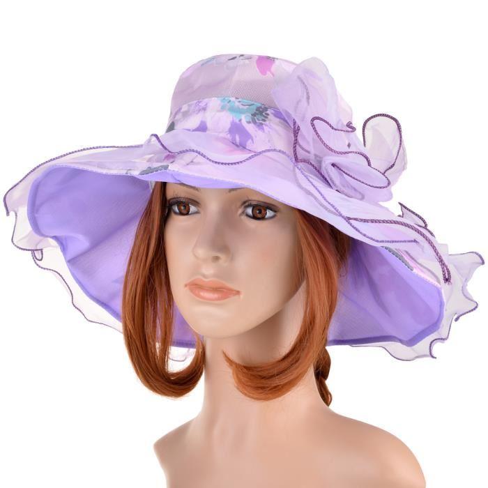 chapeau femme dentelle