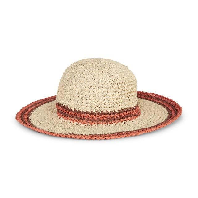chapeau femme monoprix