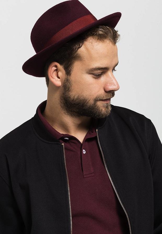 chapeau homme 2018
