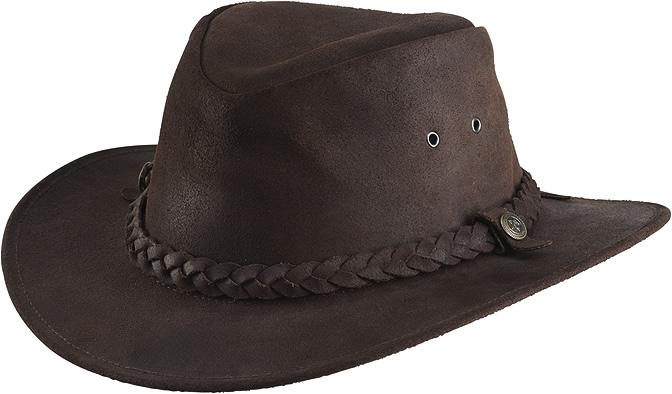 chapeau homme australien