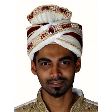chapeau homme indien