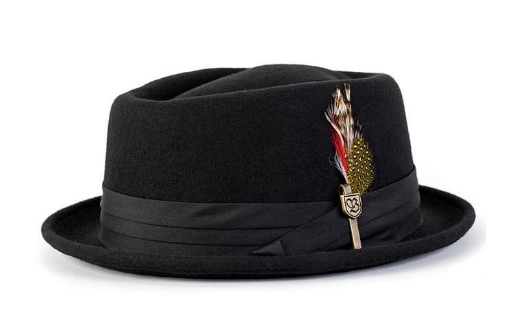 chapeau homme original