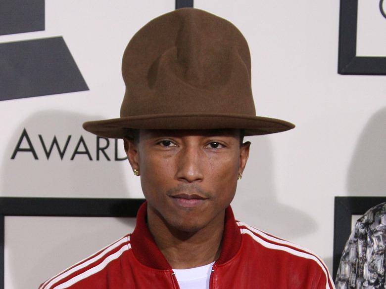 chapeau homme pharrell williams