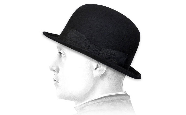 chapeau homme poitiers