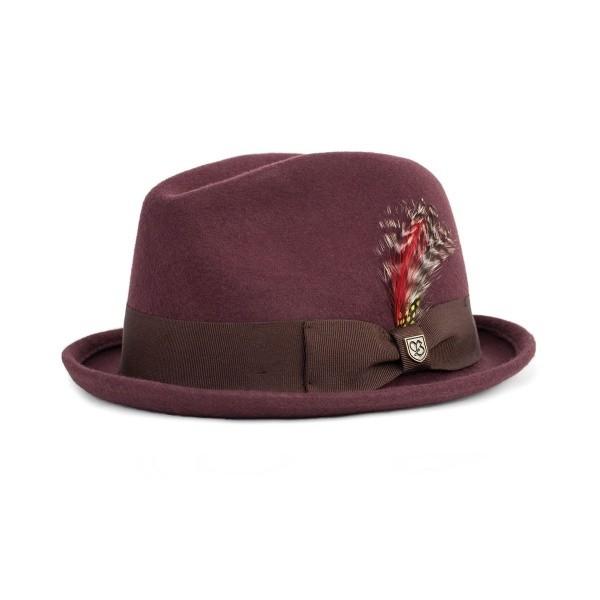 chapeau homme visage allonge