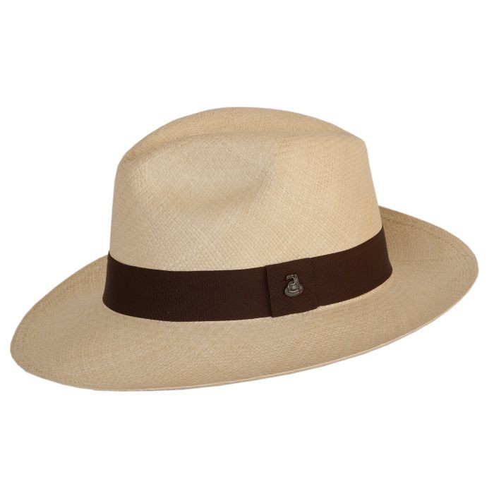 grand choix de 2019 moins cher prix officiel chapeau panama authentique homme beige naturel - Le ...