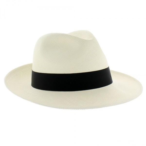 chapeau panama classique