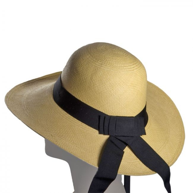 chapeau panama femme pas cher