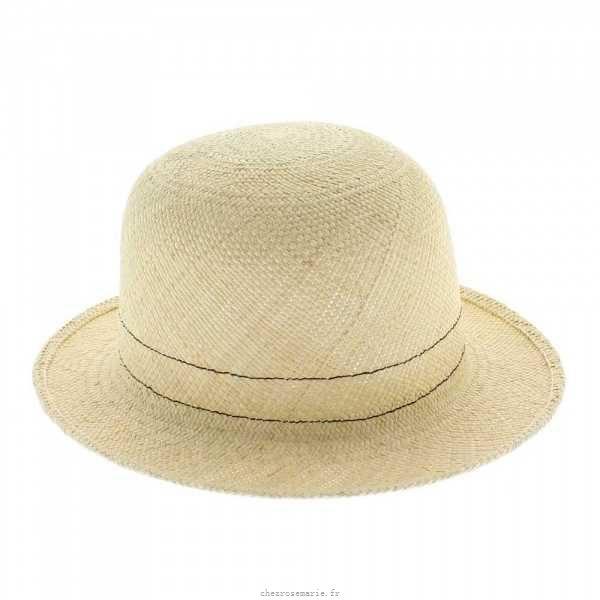 chapeau panama luxe