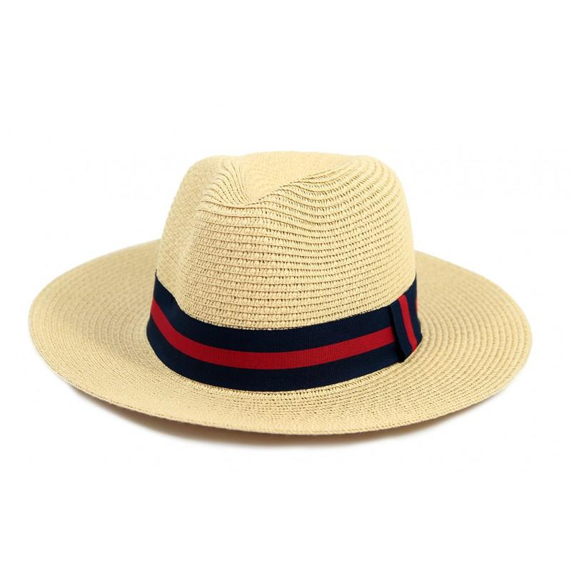 chapeau 2 couleurs