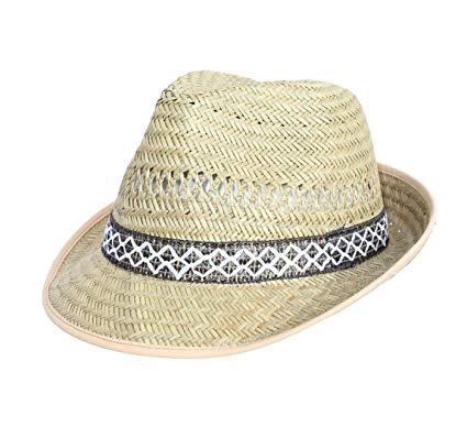 chapeau de paille taille 52