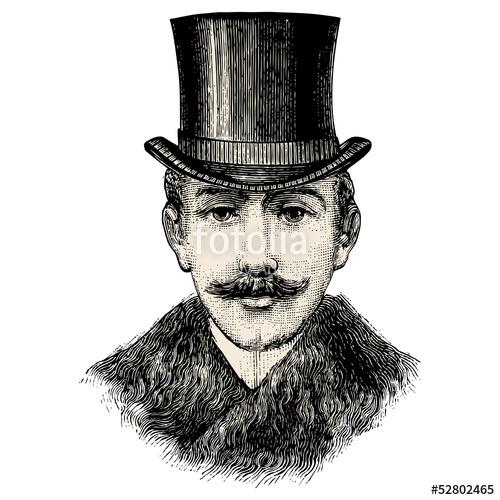 chapeau homme 19eme siecle - Le specialiste des chapeaux